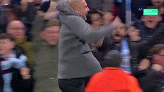 Guardiola repitió su carrerón de Stamford Bridge... pero el VAR anuló el 5-3