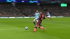 Gol de Kramaric (p.) (0-1) en el Manchester City 2-1 Hoffenheim