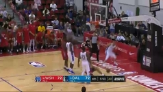 Devin Robinson logra la salvajada del verano en la liga de verano de la NBA