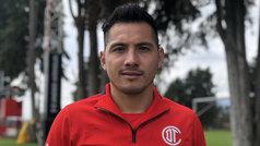 """Antonio Ríos: """"Si por mí fuera me retiraría en Toluca"""""""
