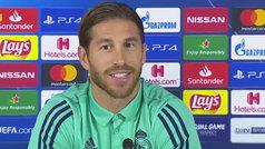 """Sergio Ramos pide que se defienda a Zidane: """"Nos dejaríamos de especulaciones"""""""