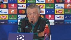 """Ancelotti: """"Hazard es el que más cansado está de estos problemas"""""""