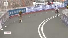 Así fue el triunfo de Vingegaard en Jebel Jais