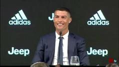"""Cristiano: """"No creo que nadie esté llorando en Madrid"""""""