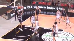 Así fue el estreno profesional de la gran promesa del baloncesto europeo Victor Wembanyama