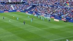 Gol de Oro (J38): Gol de Cabaco (1-0) en el Levante 2-2 Atlético