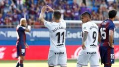 Gol de Alex Gallar (0-1) en el Eibar 1-2 Huesca