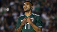 La ausencia de Tecatito habría molestado al cuerpo técnico de la selección mexicana
