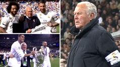 """El Real Madrid da el último adiós a Herrerín: """"Amigo de sonrisa eterna, madridista único"""""""