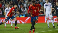 Clasificación Eurocopa 2020: Resumen y goles del España 2-1 Noruega