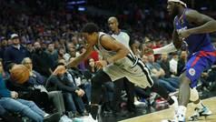 DeMar Derozan gira 360º en el aire para reinar en el Top 5 de la NBA