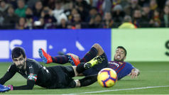 LaLiga (J19): Resumen y goles del Barcelona 3-0 Eibar