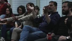 La reacción del equipo de 'Klaus' al conocer su nominación a los Oscar