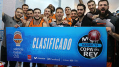 Liga ACB. Resumen: Breogán 65-77 Valencia