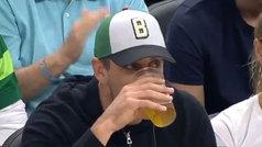 Duelo de birras entre dos estrellas de la NFL y un extra de Juego de Tronos