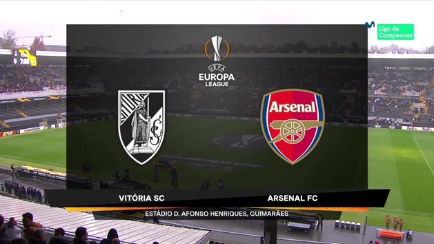 Todos los goles de la jornada 4 en la Europa League