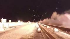 Prueban un vehículo hipersónico que alcanza los  10.620 km/h: Es casi invisible a la cámara
