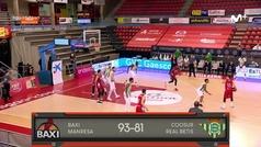 LIGA ACB: MANRESA 93-81 BETIS