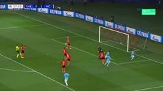 Gol de Gündogan (0-2) en el Shakhtar Donetsk 0-3 Manchester City