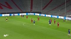 Gol de Abraham (2-1) en el Bayern 4-1 Chelsea