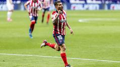 """Correa: """"El equipo está haciendo un gran esfuerzo y tenemos la idea de cumplir un objetivo"""""""