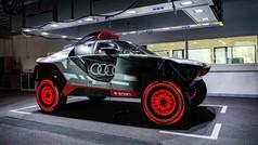 Así funciona el nuevo coche de Carlos Sainz para el Rally Dakar
