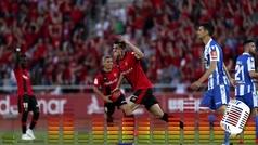 La narración de los tres goles del Mallorca que se hace viral
