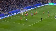 Gol de Marega (1-0) en el Oporto 1-0 Galatasaray