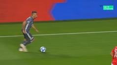 Gol de Lewandowski (0-1) en el Benfica 0-2 Bayern Munich