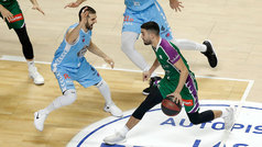 Liga ACB. Resumen Unicaja 78-72 Breogán