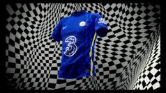 El Chelsea presenta su camiseta para la 2021/22 inspirada en los años 60