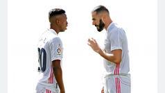 Cazan a Benzema rajando de Vinicius con Mendy