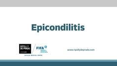 CuídatePlus: Epicondilitis