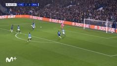 Gol de Havertz (3-0) en el Chelsea 4-0 Malmo