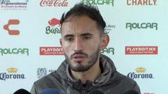 """Carlos Guzmán: """"Tengo una meta clara; pertenecer a la selección mexicana"""""""