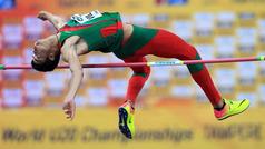 Roberto Vilches se lleva el oro en salto de altura en el Mundial de Atletismo Sub-20