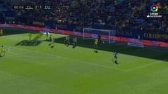 Gol de Oro: Gol de Rosales (2-2) en el Villarreal 2-2 Espanyol
