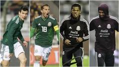 La luz y sombra de la Selección Mexicana: el camino de sus futbolistas rumbo a Rusia