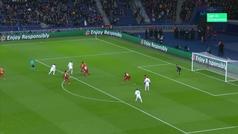 Gol de Neymar (3-0) en el PSG 5-0 Galatasaray