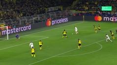 Gol de Neymar (1-1) en el Borussia 2-1 PSG