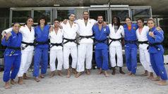 Así ven los judokas españoles su participación en el Mundial de Bakú