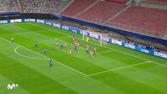 Gol de Otávio (0-1) en el Olympiacos 0-2 Oporto