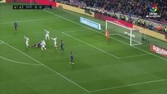 Gol de Messi (1-0) en el Barcelona 1-0 Valladolid
