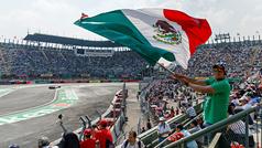 Afición mexicana quiere que el Gran Premio de México continúe