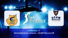 Liga ACB. Resumen: Gran Canaria 90-82 Murcia
