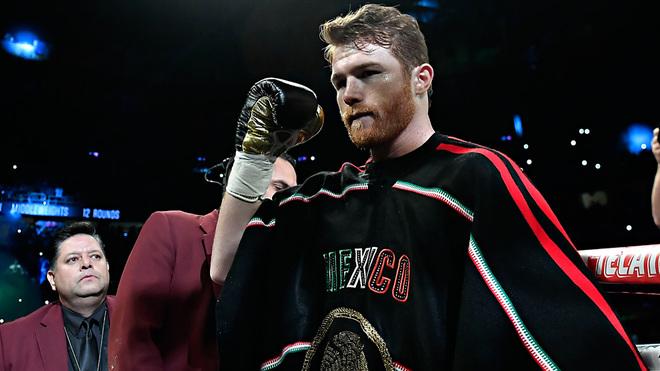 Boxeo: Canelo Álvarez firma con DAZN el mayor contrato de la ...