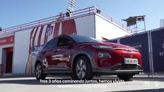 Los campeones, seguirán conduciendo Hyundai