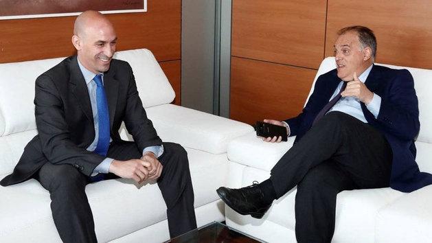 La RFEF comunica a LaLiga que no autoriza el Girona-Barça en Miami