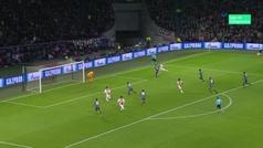 Gol de Tadic (1-1) en el Ajax 3-3 Bayern