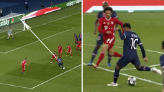 El poste le 'robó' a Neymar el golazo de esta edición de la Champions